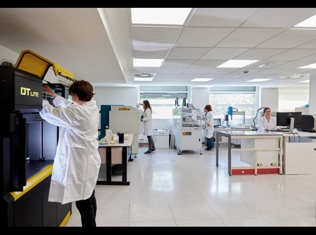 TECNALIA Microfabrication area