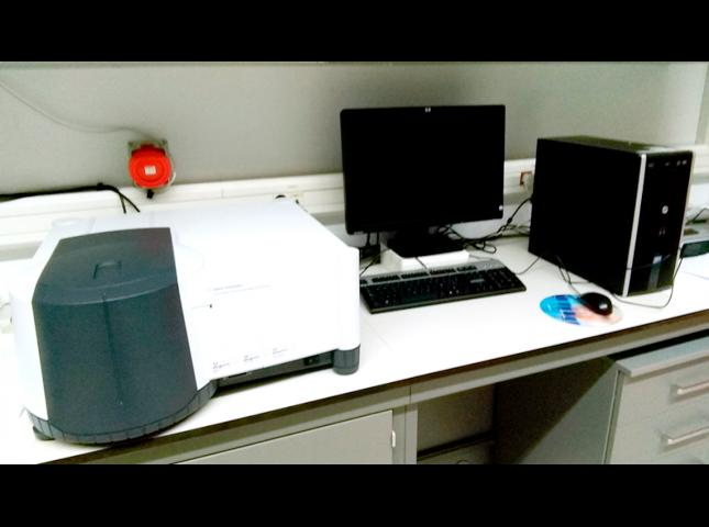 Cary Eclipse Spectrophotometer (Agilent)