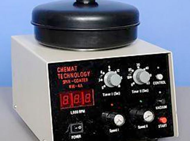 Chemat KW4A precision spin-coater
