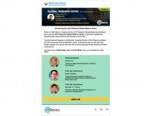 Global Webinar Series